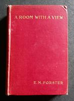 1908 1st Edition - A Room with a View by E M Forster