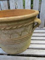Terracotta Decorative Planter Mid 20th C (7 of 10)