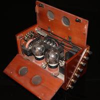 Western Electric 'Weconomy' 2 Valve Amplifier C.1923