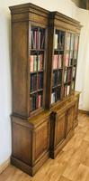 Oak Library Bookcase (5 of 18)