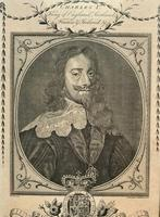 Rare Set of 12 Original 18th Century Engraving's of Kings & Queens of England (18 of 18)