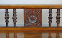Good Aesthetic Mahogany Window Seat by Henry Pitts of Leeds (6 of 12)