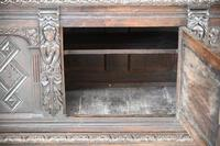 Early 17th Century & Later Livery Cupboard (6 of 12)