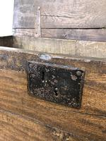 Small 18th Century Joined Oak Coffer (8 of 18)