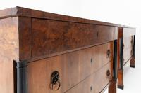 Pair of Early 19th Century Italian Walnut Chest of Drawers (3 of 10)