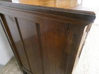 English Oak Sideboard by Gillows of Lancaster (13 of 15)