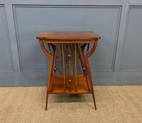 Arts & Crafts Walnut Occasional Table (3 of 6)