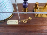 Barograph by Casartelli Manchester (2 of 3)