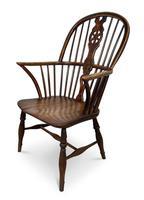 English Windsor Armchair (6 of 8)