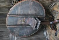 Rare George II Cuban mahogany tripod table (6 of 7)