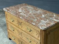 French 18th Century Marble Top Commode Chest (3 of 23)