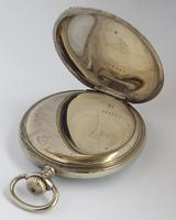 1910s Swiss Pocket Watch, H Perrin, Nevers (3 of 5)