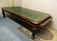 very large library table / boardroom table (5 of 8)