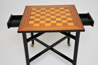 1960's Vintage Games / Chess Table (6 of 10)