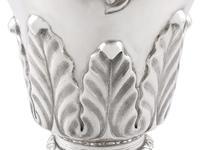 Irish Sterling Silver Water / Wine Jug - Antique William IV 1834 (11 of 15)