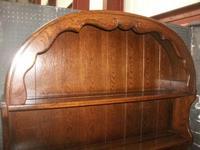 Two Drawer Linenfold Dutch Dresser (2 of 3)