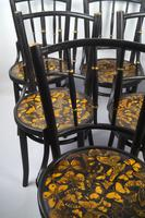Decorated Bentwood Chairs (4 of 6)