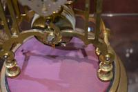 Victorian Skeleton Clock & Dome (2 of 4)