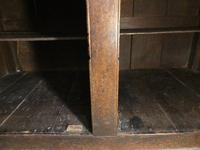 English 18th Century Oak Dresser with Spice Drawers (10 of 15)