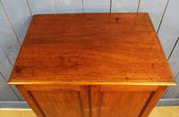 Small Mahogany Bedroom or Office Cabinet. 19th Century (3 of 10)