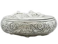Dutch Silver Tobacco Box - Antique Circa 1690 (10 of 12)