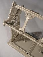 Huge Late 19th Century Country House Cast Iron Stick Stand (5 of 5)