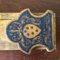Victorian Hand Painted Extending Book Rest c.1880 (3 of 7)