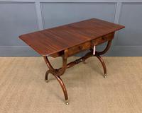 Splendid 19th Century Mahogany Sofa Table (11 of 22)