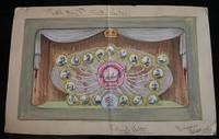 Philips TV - Original Advertising Artwork c.1950 (7 of 11)