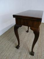 Neat English 18thc Turn Over Top Table (9 of 12)