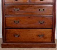 Mahogany Chest of Drawers Victorian 19th Century (5 of 11)