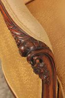 French Walnut Couch (6 of 16)