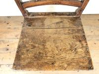 Pair of 19th Century Oak Farmhouse Chairs (6 of 12)