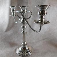 Silver Plate on Copper Candelabra (6 of 6)