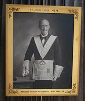 Set of Three Masonic Photographs (3 of 6)