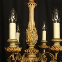 Florentine Decorative 8 Light Polychrome Chandelier (7 of 10)