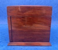 Victorian Walnut Jewellery Box c.1900 (5 of 13)