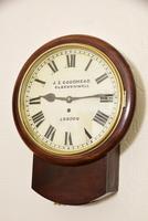 London Drop-dial Wall Clock