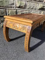Oriental Chinese Opium Table (4 of 6)