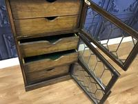 """""""Minty"""" Oak Stacking Bookcase (13 of 14)"""