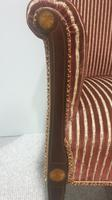 Lovely Art Nouveau Two Seater Sofa (4 of 9)