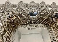 Edwardian Sterling Silver Pin Tray Sheffield c.1901 (2 of 5)