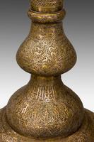 19th Century Syrian Standard Lamp (4 of 6)