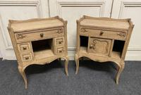 Pair of Bleached Oak Bedside Cabinets (3 of 15)