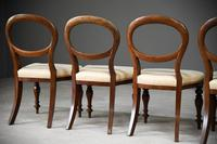 Set 4 Victorian Style Dining Chairs (5 of 11)