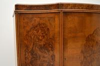 Antique Burr Walnut Cabinet / Sideboard (6 of 11)