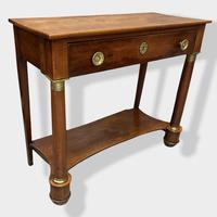 Early 19th Century French Empire Console Table (7 of 13)