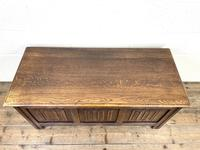 Vintage Oak Blanket Box (7 of 10)