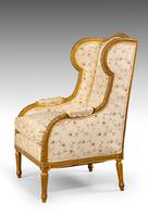 Late 19th Century Giltwood Chair (5 of 7)