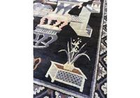 Vintage Chinese Pao Tao Rug (4 of 10)